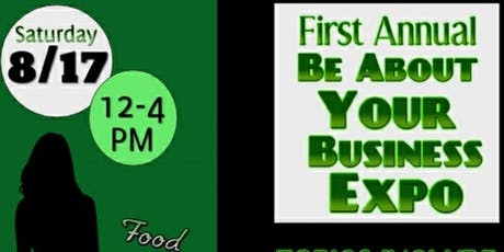 Be About Your Business Expo tickets