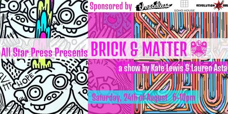 Brick and Matter tickets