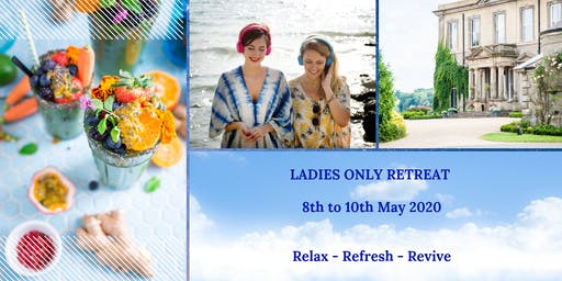 Ladies Supporting Ladies Luxury Weekend Retreat