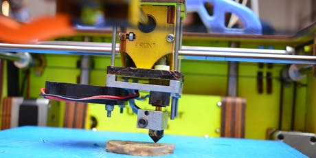 3D Printing Thursdays: Open to All - Registration Required tickets