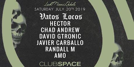 Vatos Locos Miami tickets