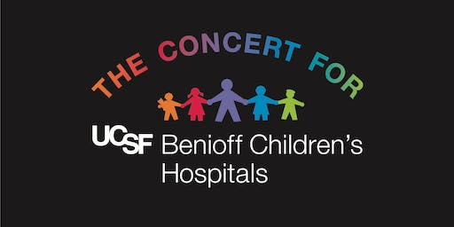 The Concert for UCSF Benioff Children's Hospitals as a Care Sponsor