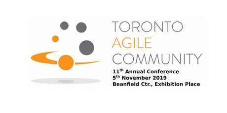 Toronto Agile Community Conference 2019 tickets