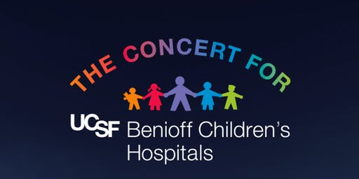 The Concert for UCSF Benioff Children's Hospitals as a Commitment Sponsor