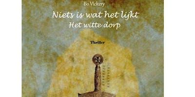 VIP-rondleiding Bo Vickery in de kerk van Lissewege
