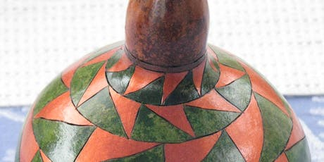Basic Gourd Art Workshop tickets
