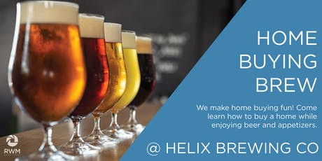 Home Buying Brew - Beers and Buying Strategies!  tickets