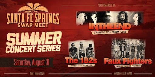 Santa Fe Springs Swap Meet Summer Concert Series