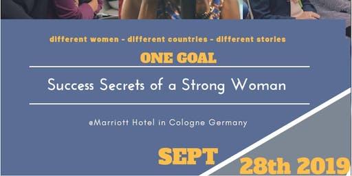 SUCESS SECRETS OF A STRONG WOMAN '19