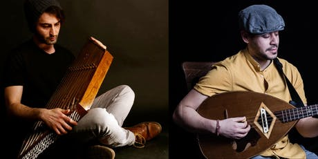 CaféMusic - Sina Bathaie and Fethi Nadjem  tickets