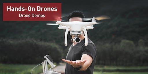 Hands-on drones