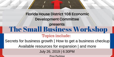 The Small Business Workshop tickets
