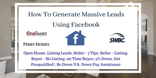 FREE REALTOR WINE TASTING LUNCH & LEARN [Generating Leads W/ Facebook]