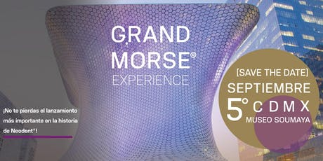 Grand Morse® Experience  tickets