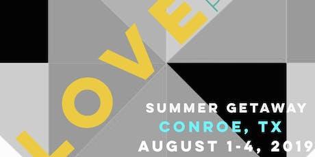 COG7 SWD Studentmin Summer Getaway tickets