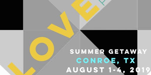COG7 SWD Studentmin Summer Getaway