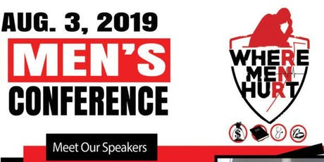 Where Men Hurt Conference  tickets
