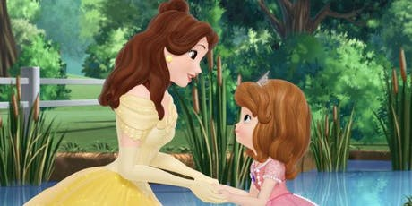 Meet Princess Belle and Sophia the First tickets