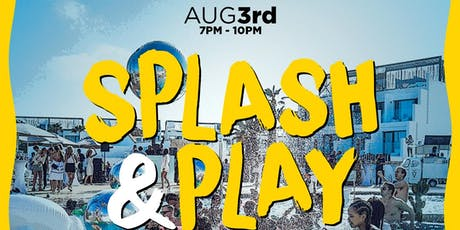 SPLASH AND PLAY FOOD GAMES AND PRIZES  tickets