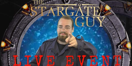 The Stargate Guy Live! tickets