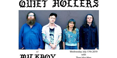 Quiet Hollers tickets