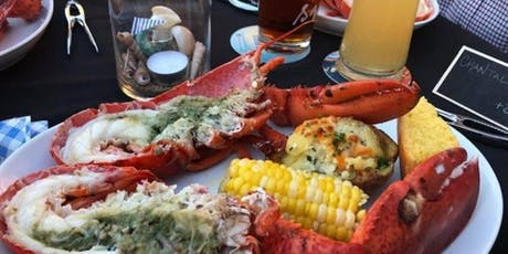 Fionn's Newmarket Lobster Boil 2 tickets