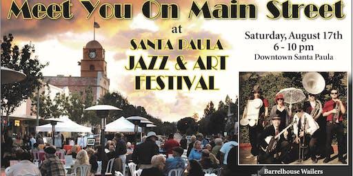 Santa Paula Jazz and Art Festival