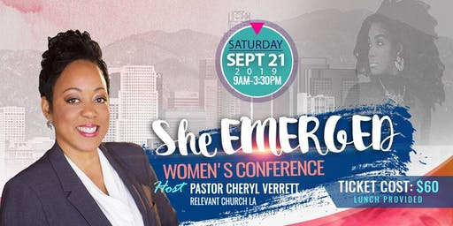 She Emerged, Women's Conference