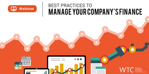 Best Practices to Manage Your Company's Finance