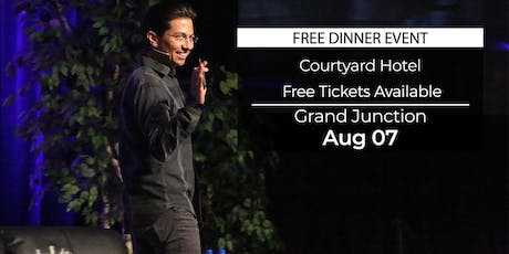 (FREE) Millionaire Success Habits revealed in Grand Junction by Dean Graziosi tickets