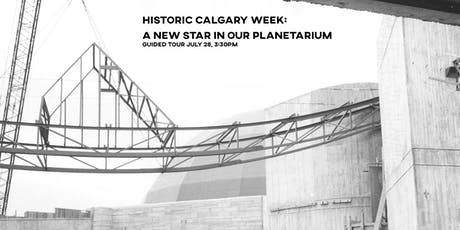 Guided Tour: A New Star in our Planetarium tickets