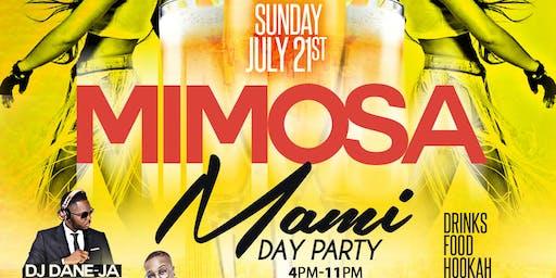 MIMOSA MAMI DAY PARTY