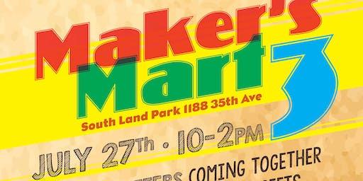Barrio Maker's Mart