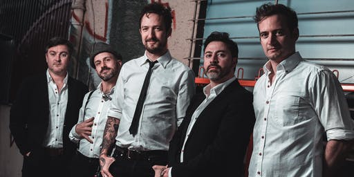 SOLD OUT: FRANK TURNER - NO MAN'S LAND with KAYLEIGH GOLDSWORTHY