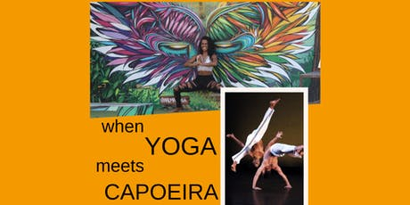 Capoeira Yoga Fusion tickets
