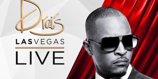 TI LIVE - Drais Nightclub - #1 Vegas HipHop Party