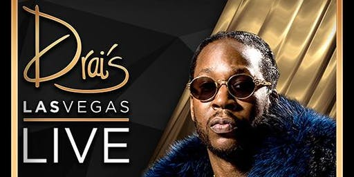 2 CHAINZ LIVE - Drais Nightclub - #1 Vegas HipHop Party