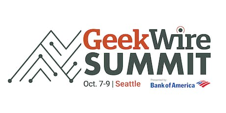 GeekWire Summit 2019 tickets