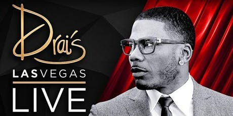 NELLY LIVE - Drais Nightclub - #1 Vegas HipHop Party tickets