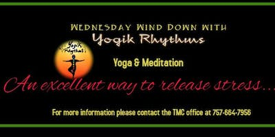 Wednesday Wind Down with Yogik Rhythms