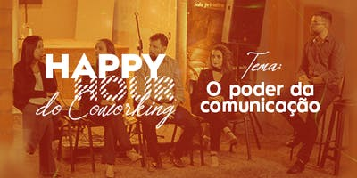 Happy hour do Coworking