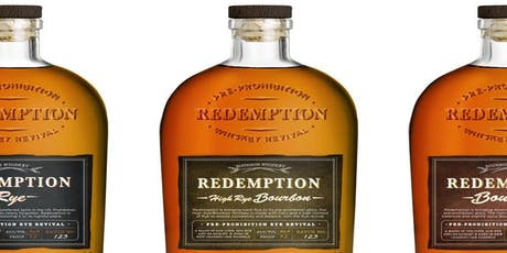 Whiskey Blending with Redemption Master Blender David Carpenter tickets