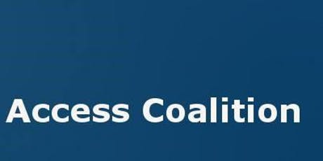 California Access Coalition Meeting tickets
