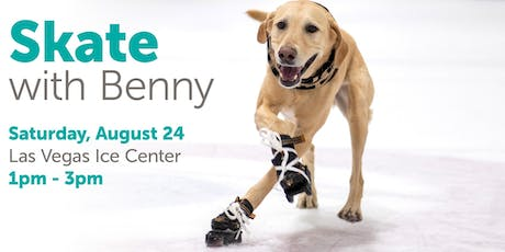 Ice Skate with Benny tickets