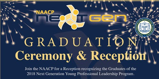NAACP NEXTGEN Graduation Ceremony & Reception