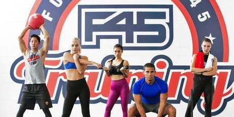 Morning Pick Me Up Event with F45 Training and Athleta tickets