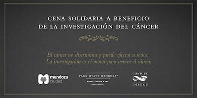 Cena Solidaria a Beneficio de la Investigación del Cáncer