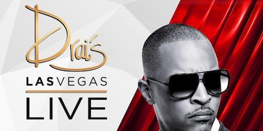 TI LIVE - Drai's Nightclub - Vegas Guest List - HipHop - July 19