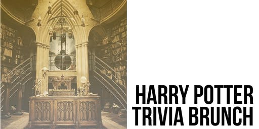 Harry Potter Trivia Brunch