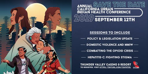 California Urban Indian Health Conference 2019